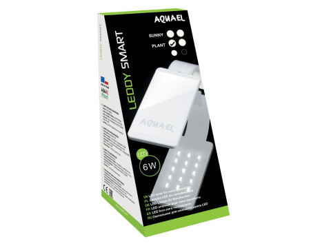 AQUAEL LEDDY SMART 2 PLANT WHITE 8000K lampka LED