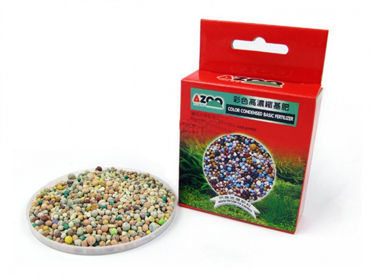 AZOO COLOR CONDENSED BASIC FERTILIZER 50g