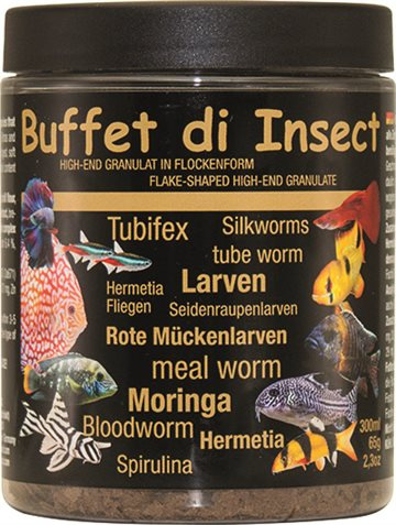 DISCUSFOOD Buffet di Insect 300ml 65g