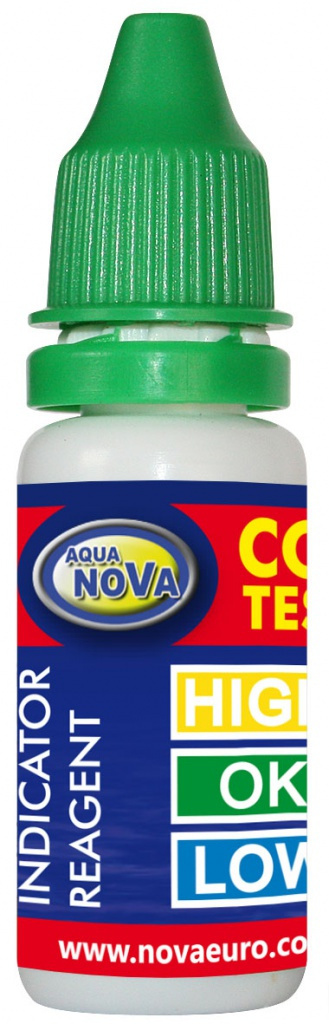 AQUA NOVA płyn do indykatora CO2 15ml