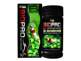 AZOO Crystal Red Shrimp BIOPRO bakterie 100g