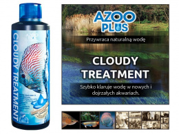 AZOO plus CLOUDY TREATMENT 120ml