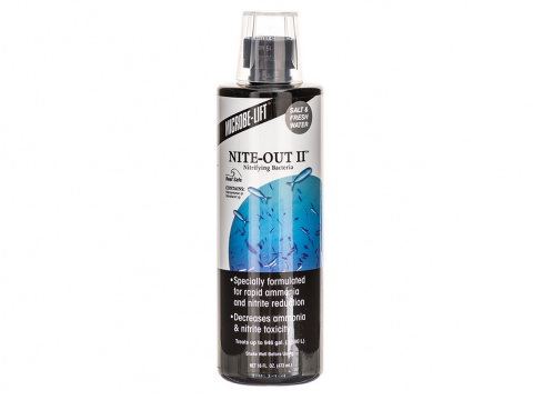 MICROBE-LIFT Nite-Out II 473ml redukuje NH3 NO2