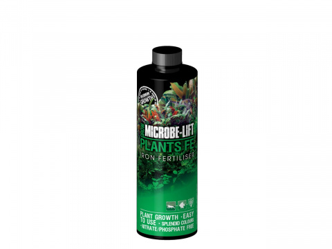MICROBE-LIFT PLANTS FE 118ml żelazo IRON