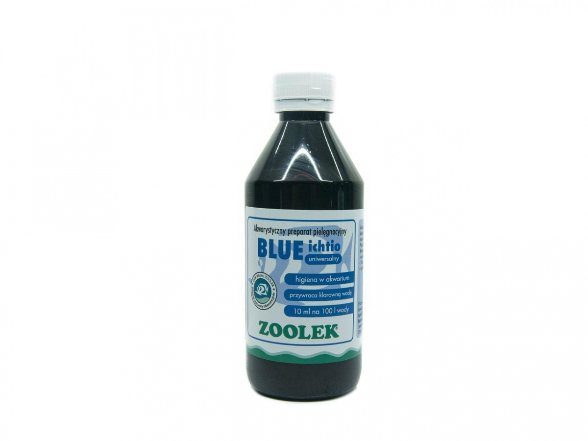ZOOLEK BLUE ICHTIO 250ml