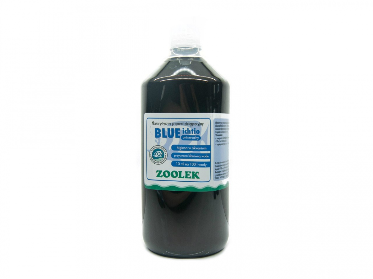 ZOOLEK BLUE ICHTIO 1000ml