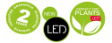 AQUAEL LEDDY TUBE RETRO FIT 10W LED PLANT T8 T5