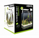 AQUAEL SHRIMP SET SMART 2 czarne AKWARIUM 10L