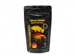 DISCUSFOOD African Cichlids Spirulina Pearls 80g 175ml