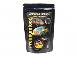 DISCUSFOOD American Cichlids Color Pearls 230g