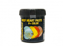 DISCUSFOOD Beef Heart Paste V+Color 125g
