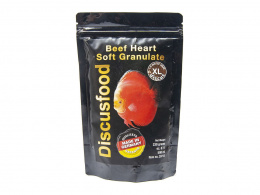 DISCUSFOOD Beef Heart Soft Granulate XL 230g 500ml