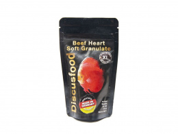 DISCUSFOOD Beef Heart Soft Granulate XL 80g 175ml