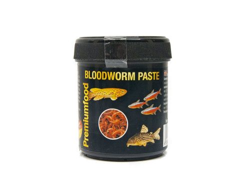 DISCUSFOOD Bloodworm Paste 125g