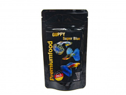 DISCUSFOOD GUPPY Super Blue 80g 175ml