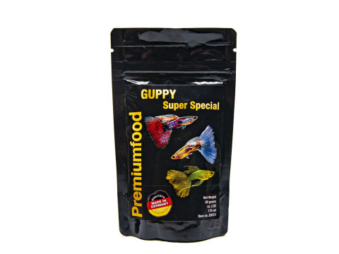DISCUSFOOD GUPPY Super Special 80g 175ml