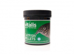 VITALIS CATFISH PELLETS XS granulat 1mm 300g