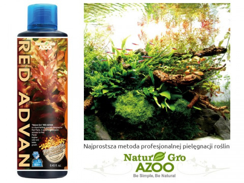 AZOO NATURE GRO Red Advan 500ml